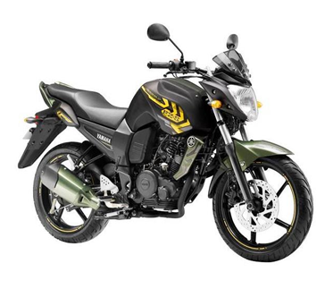 Fz v1s Two Wheeler for Rent in Hyderabad