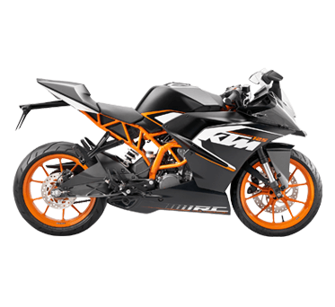 KTM RC 200 Two Wheeler for Rent in Hyderabad