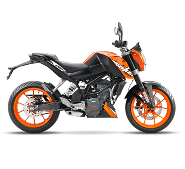 KTM DUKE Two Wheeler for Rent in Hyderabad
