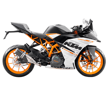 KTM RC 390 Two Wheeler for Rent in Hyderabad